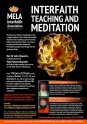 Interfaith teaching and meditation