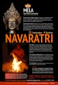 Navaratri: The worship of Goddess Durga, 25 September - 4 October