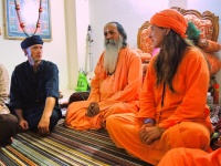 Satsang with Yogi Shernath